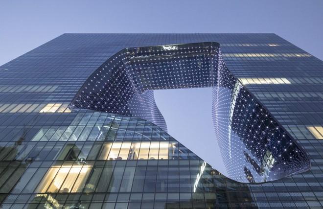 Ngắm nhìn các tòa nhà đẹp và có kiến trúc xuất sắc nhất năm 2020 - Ảnh 2.