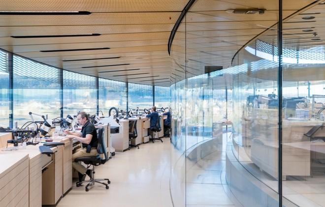 Ngắm nhìn các tòa nhà đẹp và có kiến trúc xuất sắc nhất năm 2020 - Ảnh 6.