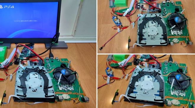 Đây là chiếc PS4 tự chế, được thiết kế gọn gàng trong vali, đi đâu cũng có thể chiến game ngon lành - Ảnh 3.