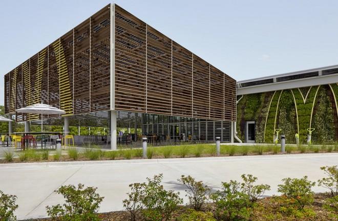 Ngắm nhìn các tòa nhà đẹp và có kiến trúc xuất sắc nhất năm 2020 - Ảnh 23.