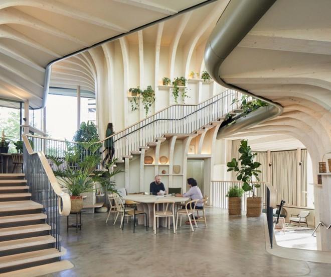 Ngắm nhìn các tòa nhà đẹp và có kiến trúc xuất sắc nhất năm 2020 - Ảnh 28.