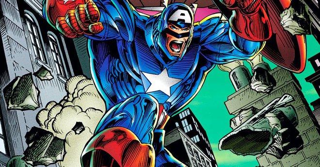 Tại sao Steve Rogers phải mặc áo giáp do Iron Man chế tạo vào những năm 1990? - Ảnh 1.