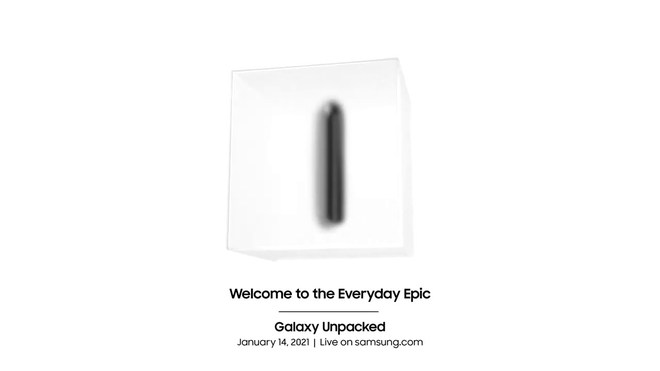 Samsung chính thức công bố ngày ra mắt Galaxy S21 là 14 tháng 1 - Ảnh 1.