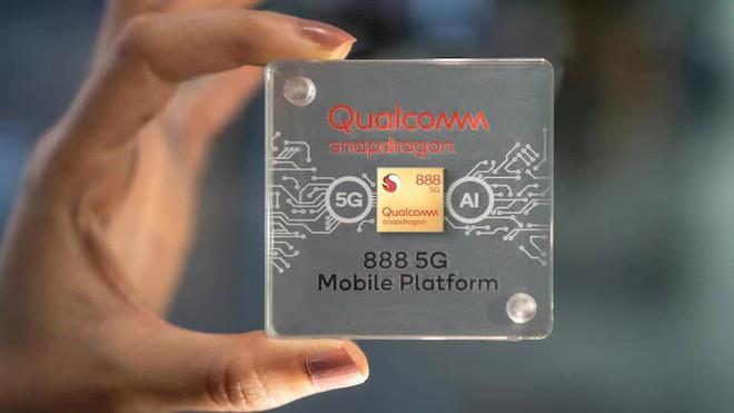 Snapdragon 888 ngốn điện hơn tới 65% so với Snapdragon 865? - Ảnh 1.