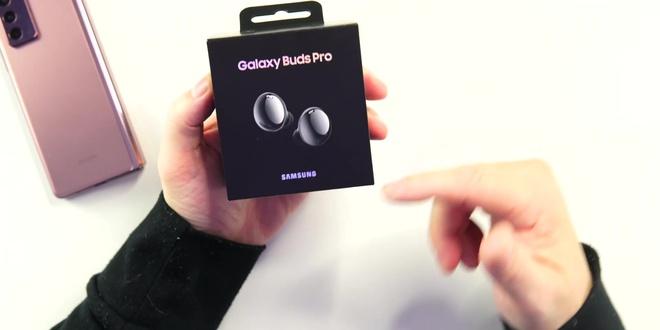 Đây là Galaxy Buds Pro: Đòn đáp trả của Samsung với AirPods Pro, giá dự kiến 199 USD - Ảnh 2.