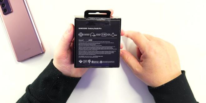 Đây là Galaxy Buds Pro: Đòn đáp trả của Samsung với AirPods Pro, giá dự kiến 199 USD - Ảnh 3.