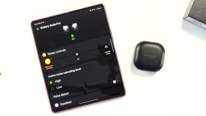 Đây là Galaxy Buds Pro: Đòn đáp trả của Samsung với AirPods Pro, giá dự kiến 199 USD - Ảnh 14.