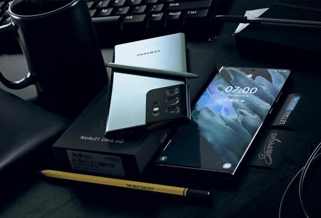 Đây có thể là thiết kế của Samsung Galaxy Note21 Ultra - Ảnh 6.