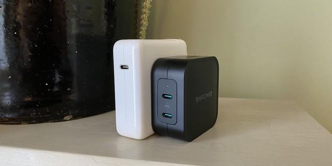 Củ sạc USB-C của Apple sẽ nhỏ hơn và nhanh hơn, nhờ công nghệ GaN - Ảnh 1.