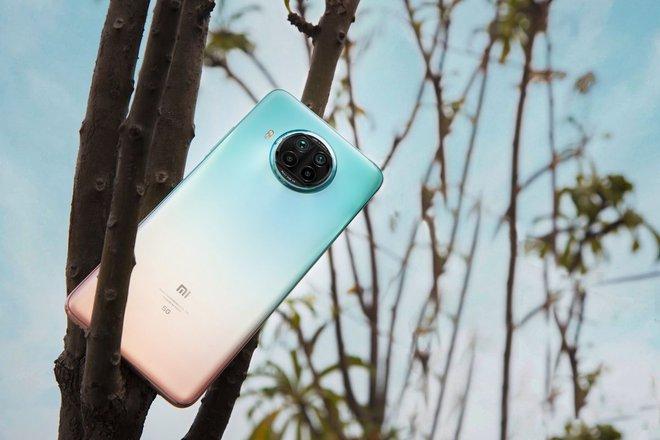 Xiaomi ra mắt Mi 10i: Sản xuất tại Ấn Độ, chip Snapdragon 750G, có 5G, màn hình 120Hz, pin 4.820mAh, camera chính 108MP, giá từ 290 USD - Ảnh 1.