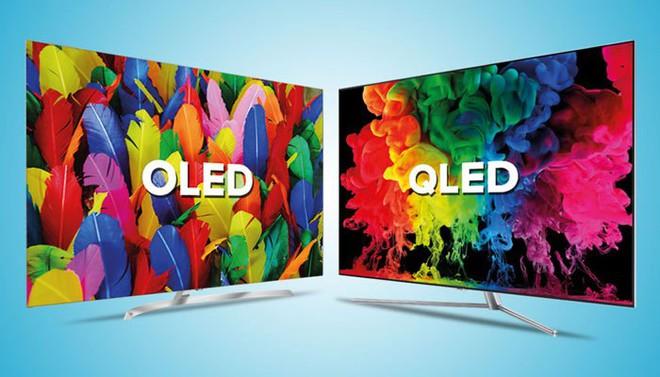 Chọn tên QNED TV, đòn hồi mã thương khéo léo của hãng LG nhằm chặn họng đối thủ truyền kiếp - Ảnh 1.