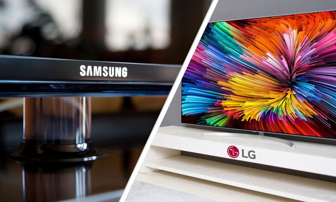 Chọn tên QNED TV, đòn hồi mã thương khéo léo của hãng LG nhằm chặn họng đối thủ truyền kiếp - Ảnh 4.