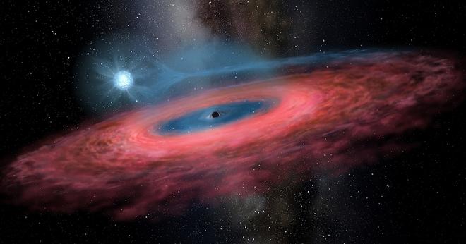 Các nhà khoa học đau đầu vì siêu lỗ đen lớn gấp 100 tỷ lần Mặt Trời mất tích đầy bí ẩn - Ảnh 3.
