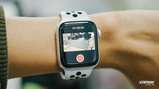 Hoá ra có thể dùng Apple Watch để làm công cụ quay vlog cực kỳ tiện - Ảnh 3.