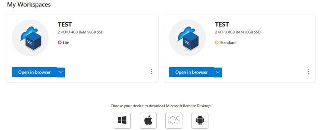 """Microsoft vô tình để lộ tài liệu xác nhận sự hiện diện của """"Windows 10 trên mây"""" - Ảnh 1."""