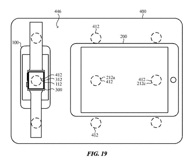 Apple đăng ký bằng sáng chế cho phép sử dụng MacBook để sạc không dây cho iPhone và Apple Watch - Ảnh 3.