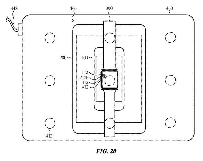 Apple đăng ký bằng sáng chế cho phép sử dụng MacBook để sạc không dây cho iPhone và Apple Watch - Ảnh 4.