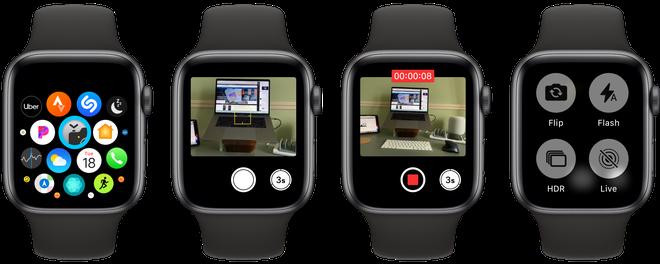 Hoá ra có thể dùng Apple Watch để làm công cụ quay vlog cực kỳ tiện - Ảnh 1.
