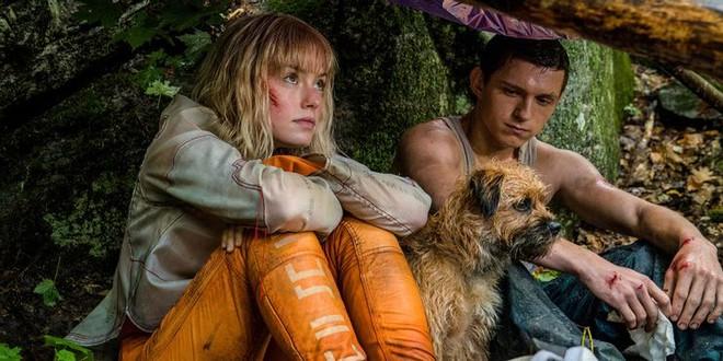 10 bộ phim sci-fi đáng mong chờ nhất năm 2021 theo đánh giá của IMDb - Ảnh 2.