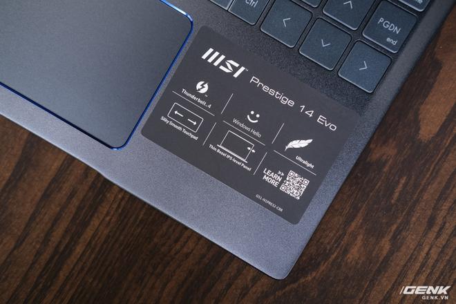 Trải nghiệm MSI Prestige 14 Evo: Một trong những chiếc laptop đầu tiên đạt chuẩn Evo của Intel, chạy iRIS Xe Graphics nhưng chơi được cả GTA V - Ảnh 27.