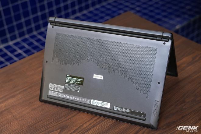 Trải nghiệm MSI Prestige 14 Evo: Một trong những chiếc laptop đầu tiên đạt chuẩn Evo của Intel, chạy iRIS Xe Graphics nhưng chơi được cả GTA V - Ảnh 12.