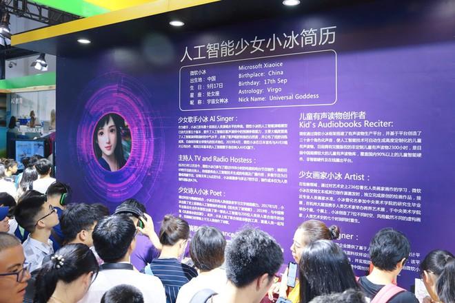 Cô nàng AI này đang quyến rũ hàng triệu đàn ông độc thân ở Trung Quốc