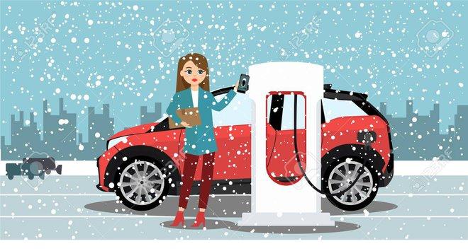 Nỗi khổ của xe điện trong mùa đông: Thời lượng pin là ẩn số, không dám bật máy sưởi hay điều hòa - Ảnh 3.