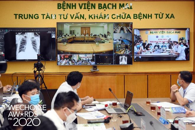 Telehealth - Cánh tay nối dài diệu kỳ giúp bác sĩ Việt Nam phẫu thuật cho bệnh nhân từ khoảng cách hàng trăm km lọt top đề cử WeChoice Awards 2020 - Ảnh 2.