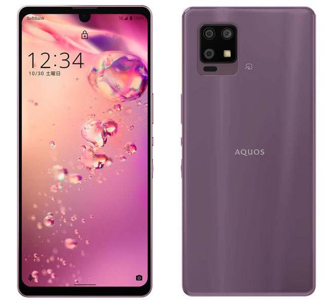 Sharp AQUOS zero6 ra mắt: Smartphone 5G có màn hình lớn và pin khủng nhẹ nhất thế giới - Ảnh 2.