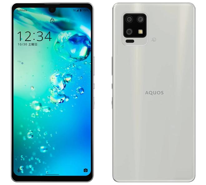 Sharp AQUOS zero6 ra mắt: Smartphone 5G có màn hình lớn và pin khủng nhẹ nhất thế giới - Ảnh 3.