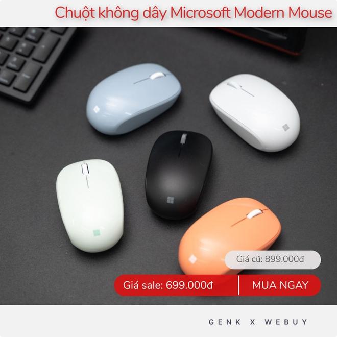 """Săn ngay các loại chuột bàn phím đang được sale đẫm, vừa tăng hiệu quả làm việc vừa giúp game thủ """"leo rank"""" ầm ầm - Ảnh 10."""