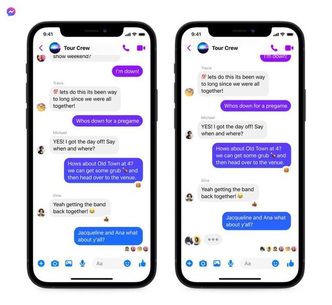 Facebook cho phép tạo group chat liên kết giữa Instagram và Messenger - Ảnh 2.