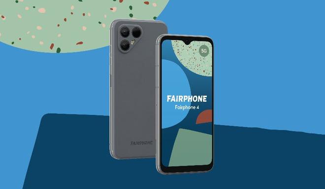 Ra mắt smartphone thiết kế dạng module dễ sửa chữa, làm bằng vật liệu tái chế, giá 15.3 triệu đồng - Ảnh 1.