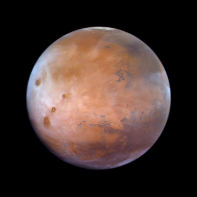 UAE công bố kết quả thăm dò Sao Hỏa làm bất ngờ các nhà khoa học: nồng độ oxy trong khí quyển Hành tinh Đỏ cao hơn dự kiến! - Ảnh 1.