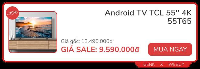 """Còn 10 triệu cũng tự tin sắm đồ điện tử gia dụng lớn với loạt deal """"đỉnh"""" này - Ảnh 1."""