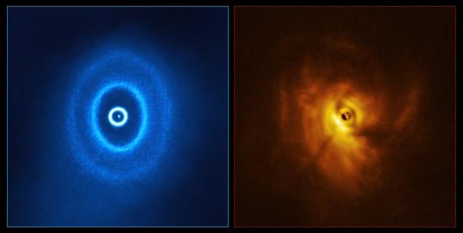 Các nhà khoa học có thể đã tìm ra hành tinh đầu tiên quay quanh tới 3 ngôi sao trung tâm - Ảnh 2.
