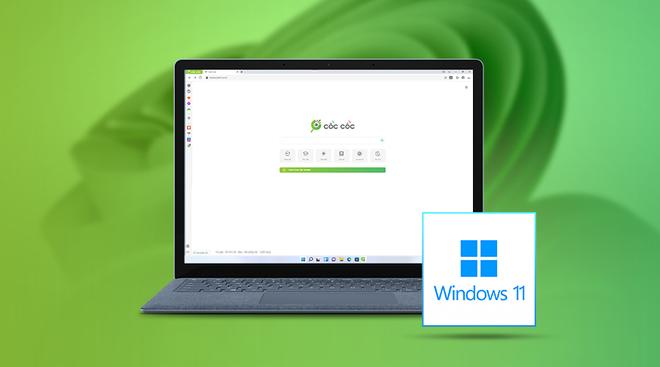 Thông số nội bộ cho thấy trình duyệt Cốc Cốc vẫn hoạt động ổn định trên Windows 11 - Ảnh 1.