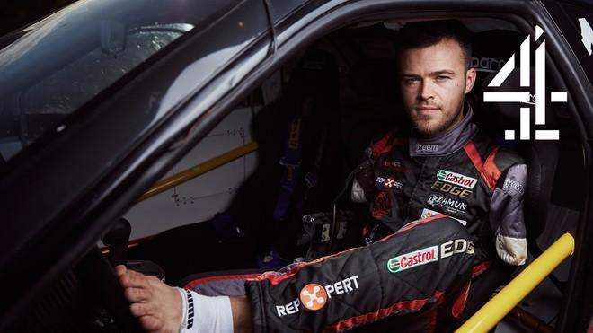Bartek Ostalowski - Tay đua thể thao chuyên nghiệp không có cánh tay duy nhất trên thế giới - Ảnh 3.