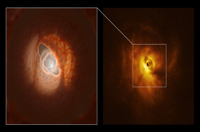 Các nhà khoa học có thể đã tìm ra hành tinh đầu tiên quay quanh tới 3 ngôi sao trung tâm - Ảnh 3.