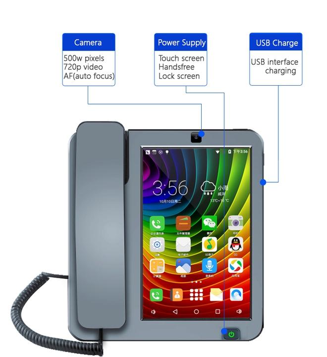 Cận cảnh chiếc điện thoại bàn thông minh chạy Android đang hot trên MXH những ngày qua - Ảnh 4.