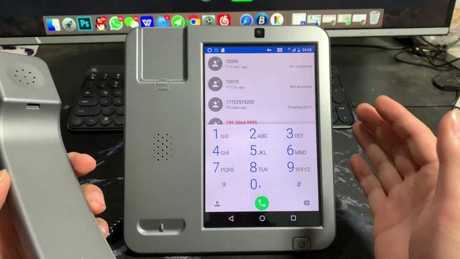 Cận cảnh chiếc điện thoại bàn thông minh chạy Android đang hot trên MXH những ngày qua - Ảnh 10.