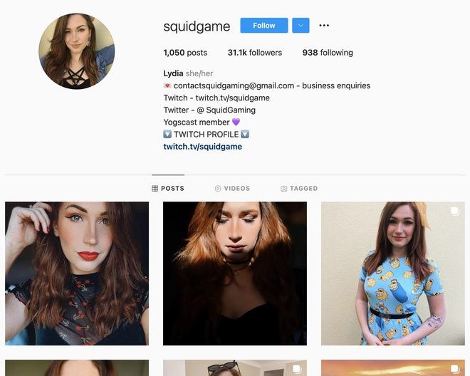 Đang yên đang lành, nữ streamer tự dưng bị khoá tài khoản Instagram chỉ vì có username là squidgame - Ảnh 2.