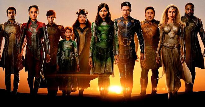 Marvel tung hàng loạt teaser mới cho Eternals, khẳng định đây sẽ là bom tấn tái định nghĩa lại toàn bộ MCU - Ảnh 4.