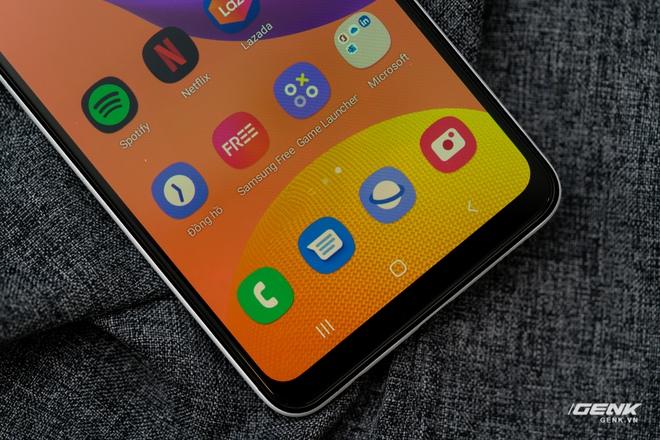 Trên tay Samsung Galaxy M22: Dày dặn để tích hợp pin 5000mAh, màn hình 90Hz, camera 48MP - Ảnh 10.