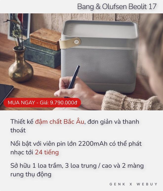 Đi chợ mua loa di động cao cấp trong tầm giá 10 triệu Đồng - Ảnh 5.