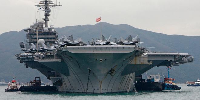 Có giá đến hàng tỷ USD, tại sao giờ các tàu sân bay Mỹ lại được bán với giá 1 xu? - Ảnh 1.