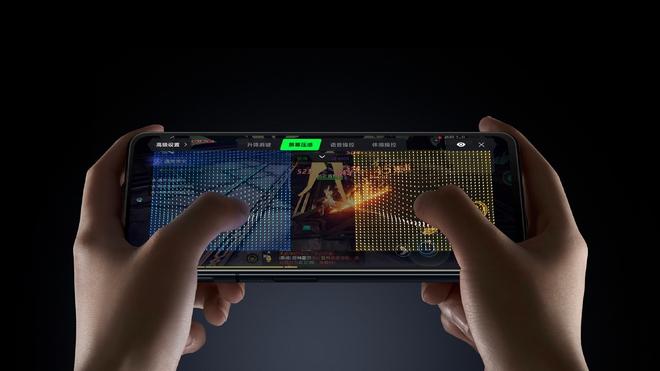 Black Shark 4S series ra mắt: Snapdragon 888+, màn hình 144Hz cảm ứng lực, sạc nhanh 120W, giá từ 9.5 triệu đồng - Ảnh 2.
