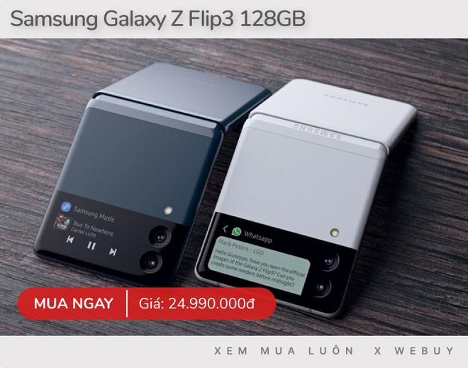 Android Authority gọi tên 10 smartphone Samsung tốt nhất năm 2021, ''xịn'' như Galaxy Z Fold3 hóa ra chỉ xếp hạng 3 - Ảnh 5.