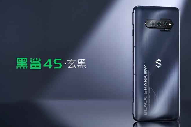 Black Shark 4S series ra mắt: Snapdragon 888+, màn hình 144Hz cảm ứng lực, sạc nhanh 120W, giá từ 9.5 triệu đồng - Ảnh 3.