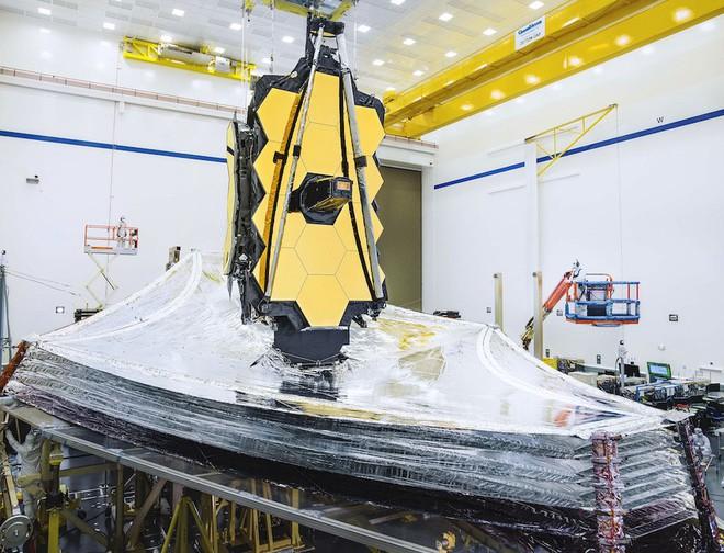 Phương pháp ship kính viễn vọng James Webb đặc biệt của NASA: một hộp kính nặng 76 tấn, dài 33,5 mét - Ảnh 5.